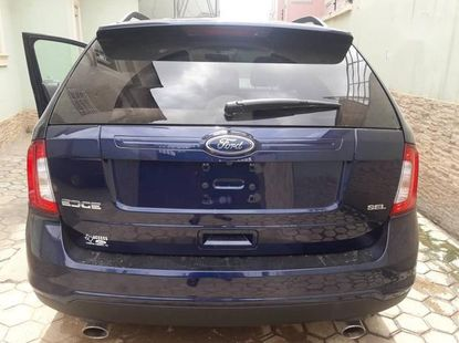 Sell cheap blue 2011 Ford Edge automatic