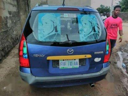 Sell 2002 Mazda 626 wagon / estate manual in Lagos