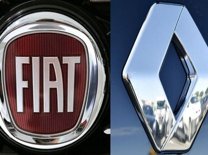 Possible merger between Fiat and Renault brewing hot