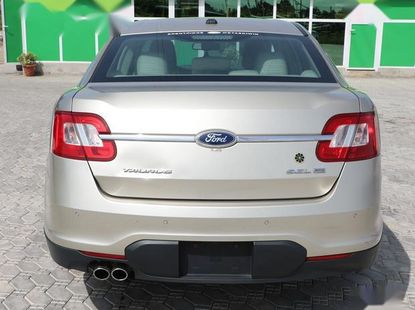 Ford Taurus SEL 2012 Gold for sale