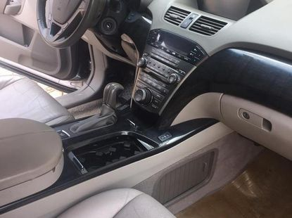 Grey/silver 2008 Acura MDX automatic for sale at price ₦3,300,000 in Abuja
