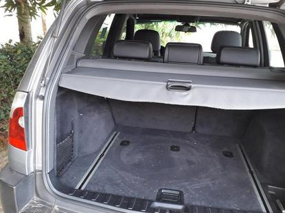 Sell used blue 2005 BMW X3 suv / crossover at cheap price