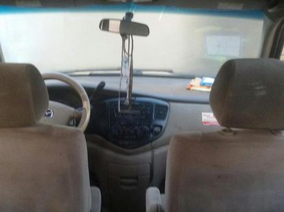 Sell authentic used 2002 Mazda MPV in Lagos