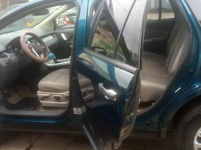 Sell green 2011 Ford Edge automatic at price ₦4,200,000