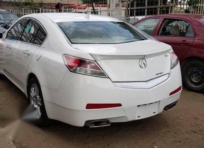 Acura TL 2010 White for sale