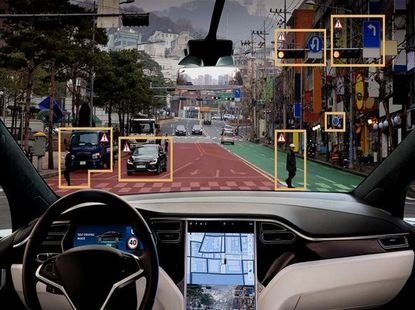 5 different levels of autonomy in autonomous cars