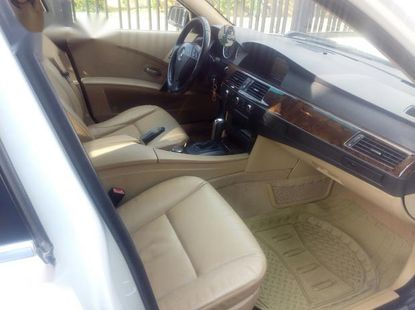 Used 2006 BMW 535i automatic for sale at price ₦2,900,000