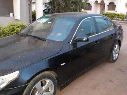 BMW 530i 2007 Black for sale