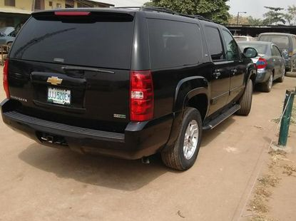 Well maintained 2008 Chevrolet Suburban at mileage 100,000 for sale in Ikeja