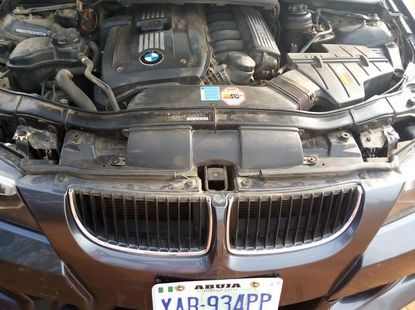 Sell well kept 2007 BMW 328i at mileage 187,000 in Abuja