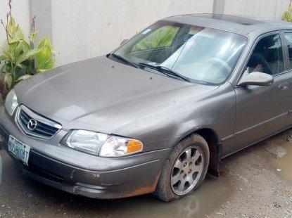 Mazda 626 2000 Gold for sale