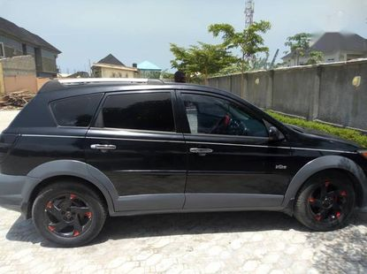 Black 2003 Pontiac Vibe automatic at mileage 2,986 for sale in Lagos