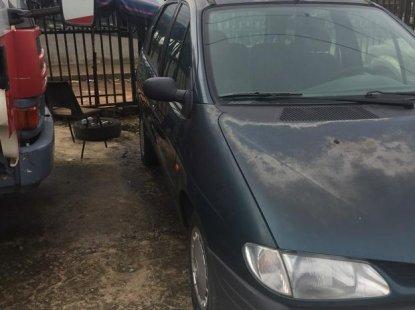 Renault Megane 1.6 1999 Green for sale