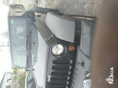 Sell well kept 2011 Jeep Wrangler suv  automatic at price ₦8,000,000