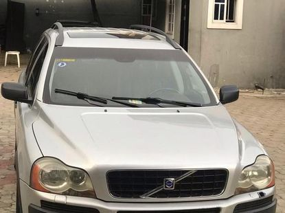 Sell high quality 2010 Volvo XC90 automatic in Port Harcourt