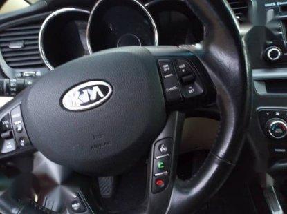 Kia Optima 2012 Brown for sale