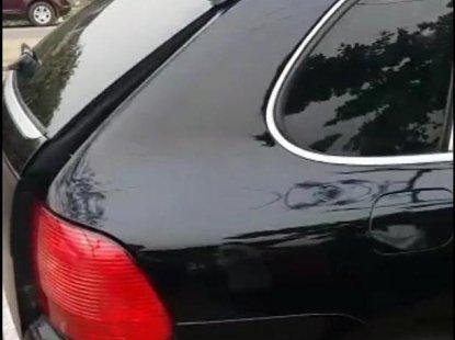Sell cheap black 2007 Porsche Cayenne automatic