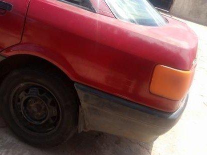 Sell used red 1998 Audi 80 sedan manual in Ado Ekiti
