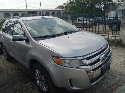 2012 Ford Edge automatic for sale