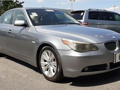 BMW 545i 2004 Brown for sale