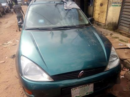 Ford Focus 2002 Wagon Green for sale