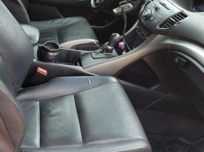 Clean used grey 010 Acura TSX sedan automatic for sale in Abuja