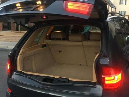BMW X5 2011 Gray for sale