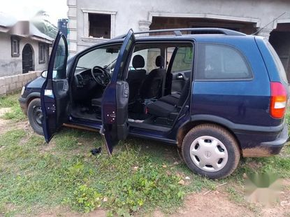 Used 2002 Opel Zafira automatic for sale at price ₦1,350,000 in Oyo