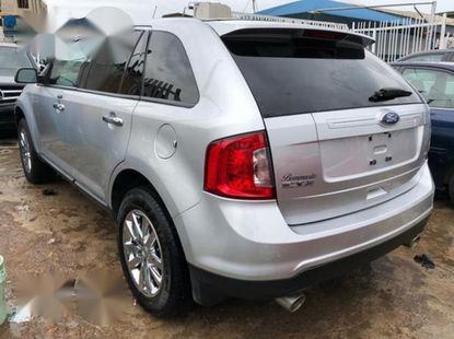 Sell authentic used 2012 Ford Edge automatic