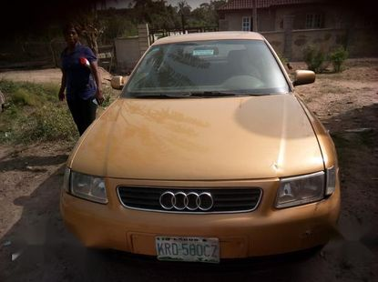 Audi A3 2011 Gold for sale