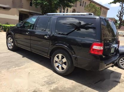 Ford Expedition Limited 2010 Black for sale