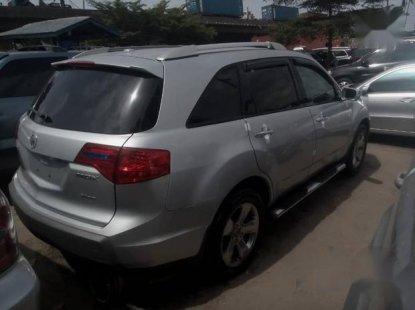 Acura MDX 2007 Silver for sale