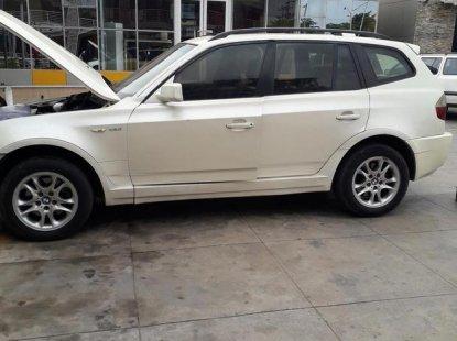 BMW X3 2005 2.5i White for sale