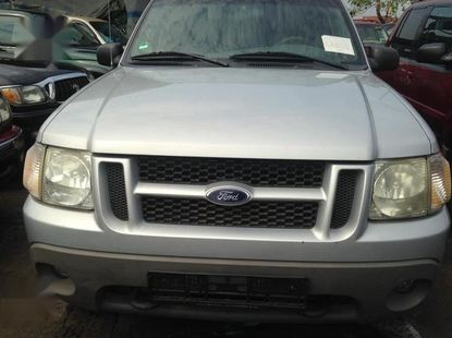 Grey 2003 Ford Explorer automatic for sale at price ₦3,000,000 in Lagos
