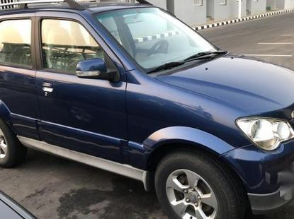 New Zotye 2008 (Nomad) 2008 Blue for sale