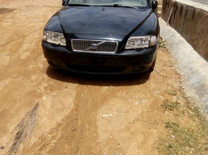 Black 2003 Volvo S80 automatic for sale in Lagos
