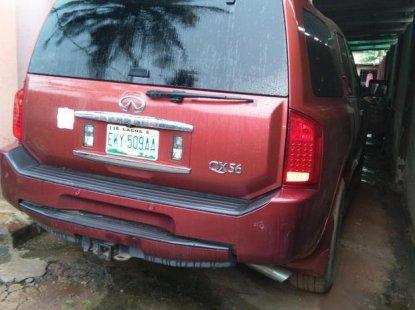 Best priced used 2004 Infiniti QX at mileage 48,000 in Lagos