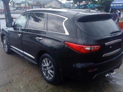 Sell black 2015 Infiniti JX suv  automatic at mileage 67,000