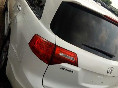 Very clean 2008 Acura MDX for sale at price ₦2,800,000