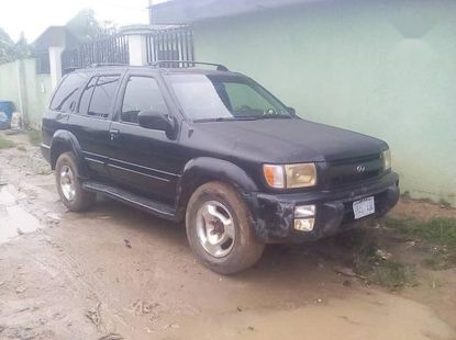 Need to sell cheap used 1999 Infiniti QX