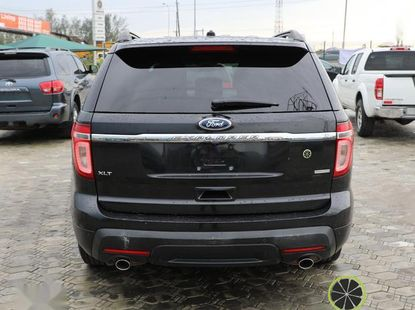 Sparkling cheap used 2015 Ford Explorer automatic at mileage 74,000