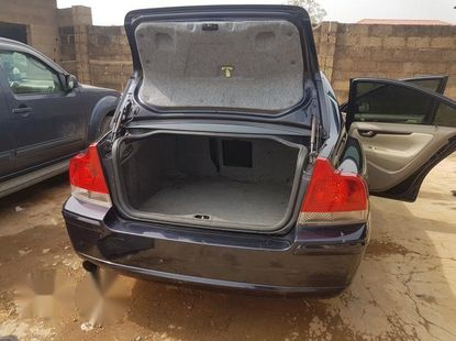Well maintained 2008 Volvo S60 sedan for sale at price ₦1,599,000