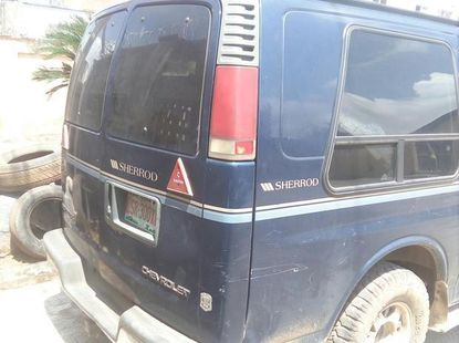 Chevrolet Express 2002 Blue for sale
