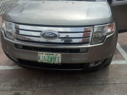 Clean and neat used other 2008 Ford Edge automatic in Awka at cheap price