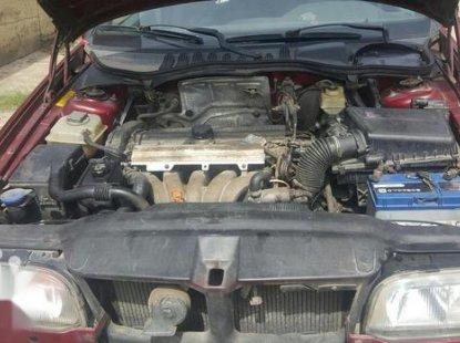 Sell well kept red 2000 Volvo 850 sedan manual in Lagos