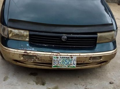 Mercury Villager 1999 Green for sale