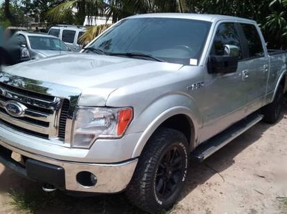 Best priced grey  2012 Ford F-150 automatic at mileage 80,000
