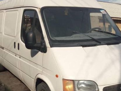 Best priced used 1998 Ford Transit manual in Ikeja