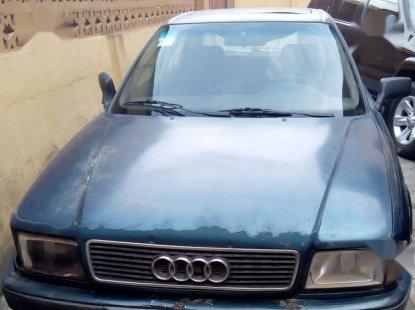 Selling green 1999 Audi 80 manual