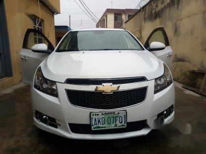 Chevrolet Cruze 2015 White for sale